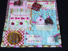 Making Alzheimers Fidget Quilts With Heart And Hands
