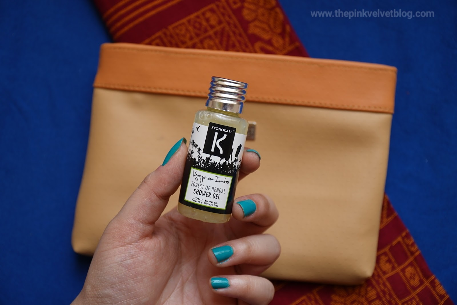 Kronokare Forest of Bengal Shower Gel - June FAB BAG