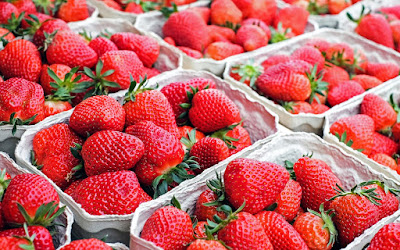 Looking Forward to 2020 Strawberry Stroll