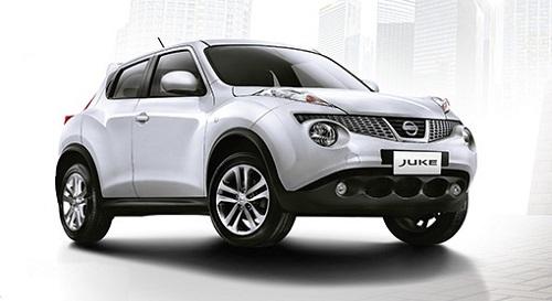 Spesifikasi dan Harga Nissan Juke