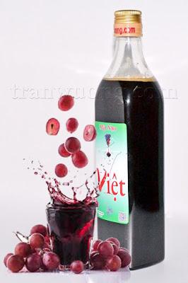 Cung cấp mật nho Phan Rang mang tên Ý Việt chất lượng