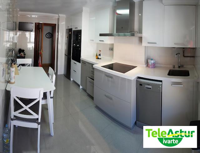 Teleastur | Muebles de Cocina, Reformas, Oviedo Aviles Gijon: cocina ...