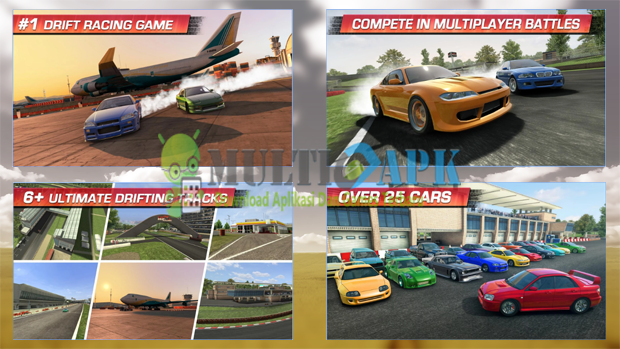 Game CarX Drift Racing v1.3.7 Apk Terbaru For Android