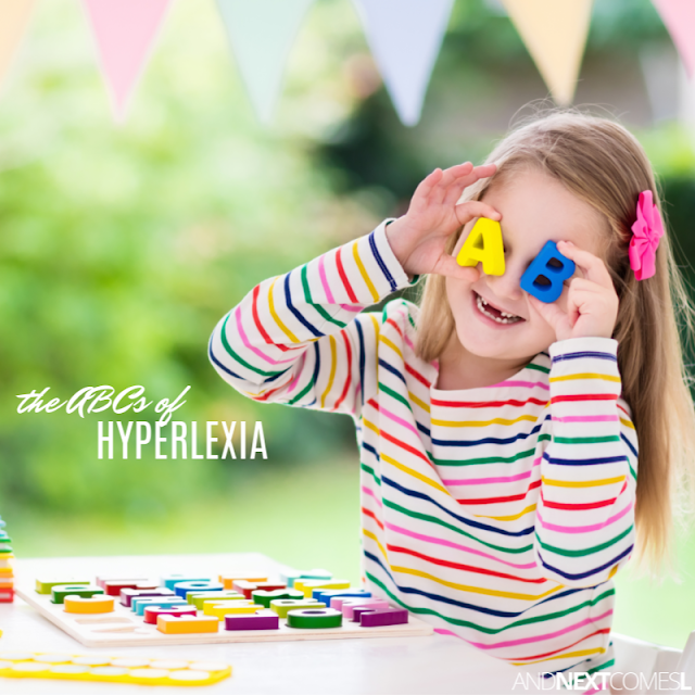 Hyperlexia teaching strategies and tips for parents and educators