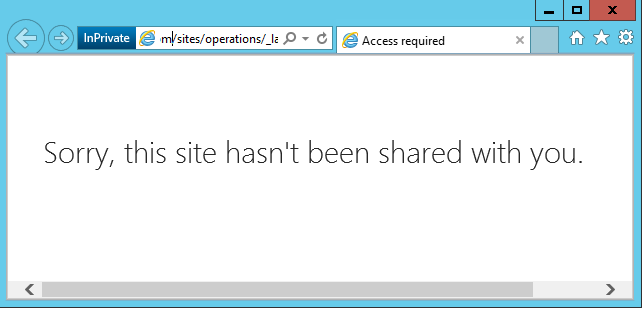 sharepoint ad group permissions not working