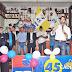 Eduardo Leite é recebido por partidos em São Gabriel