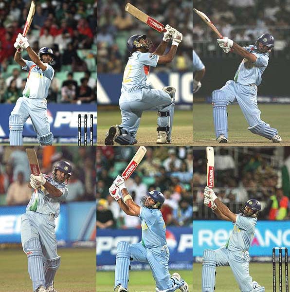 Watch yuvraj singh six sixes video | latest tag software games.