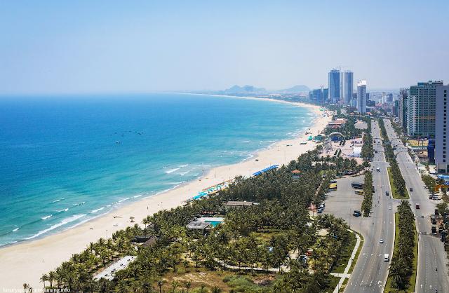 Dự án Luxury Apartment - Khu căn hộ cao cấp ven biển