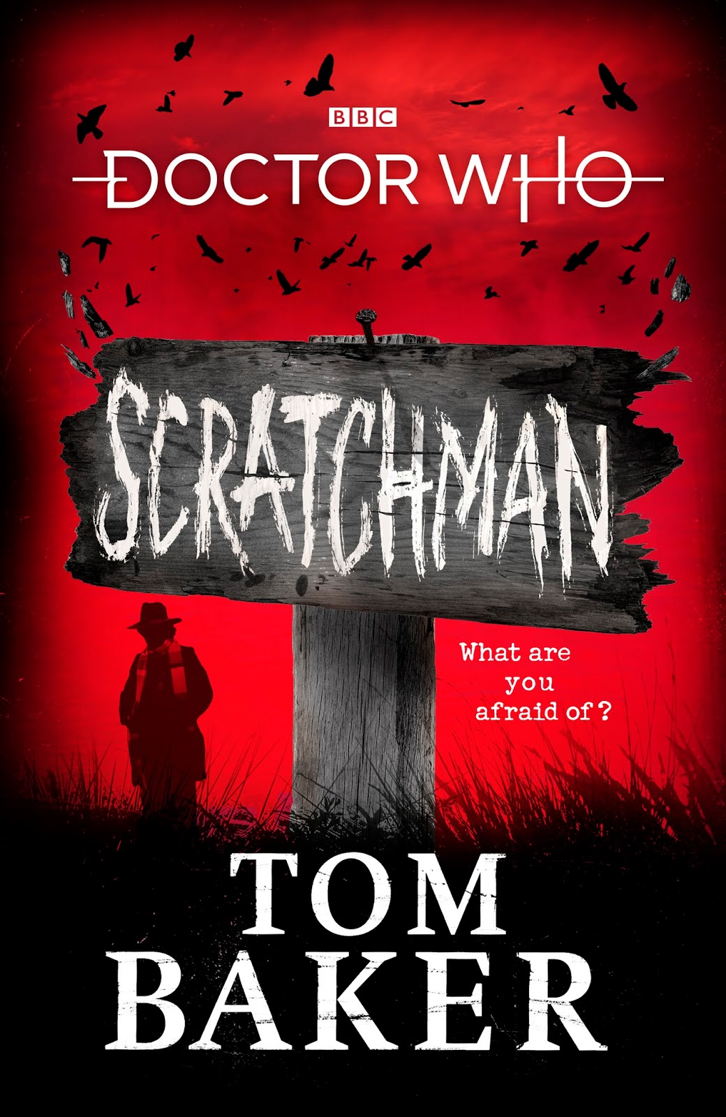 christmas gift idea doctor who scratchman a novel by tom baker