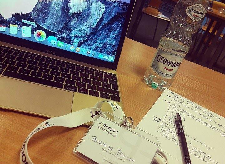 Dwudniowe szkolenie iSupport: Pasja w internecie