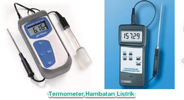Termometer hambatan listrik