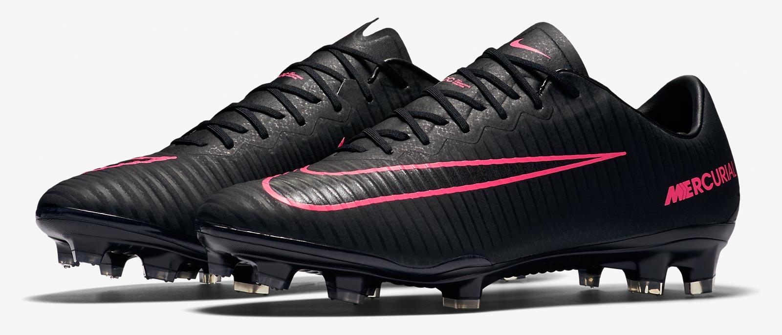 Nike Mercurial Vapor Xi Black