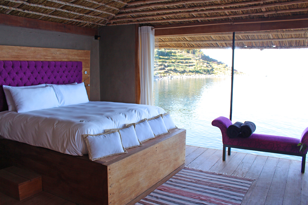 Amantica Lodge, Lake Titicaca, Peru - South America travel blog
