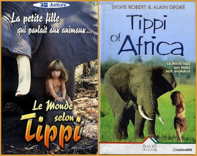 Типпи из Африки / Le monde selon Tippi / Tippi of Africa. 1997.