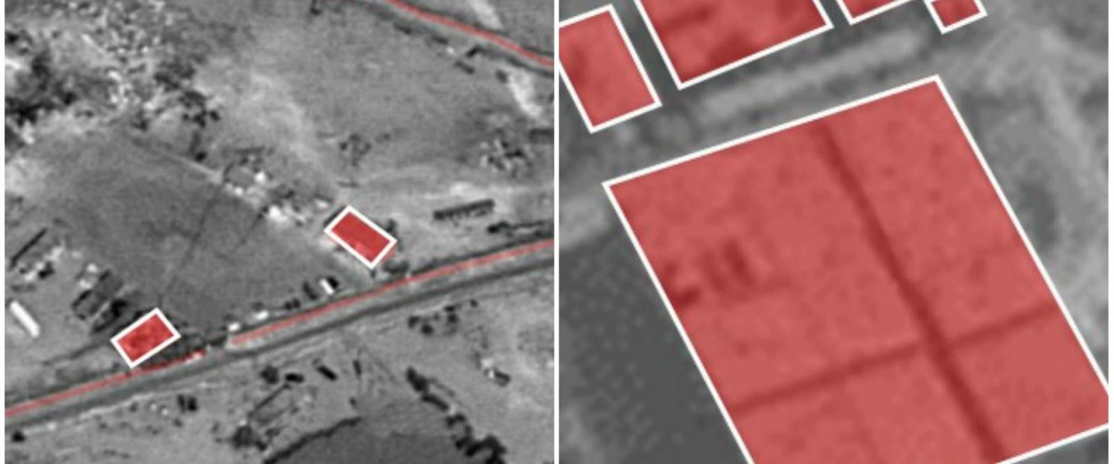 Feszültség északon ✲ A Légierő masszív támadásokat hajtott végre szíriai területen