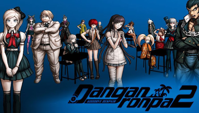 Danganronpa 2: Goodbye Despair PSP .iso + cso [English Gameplay] Free Download