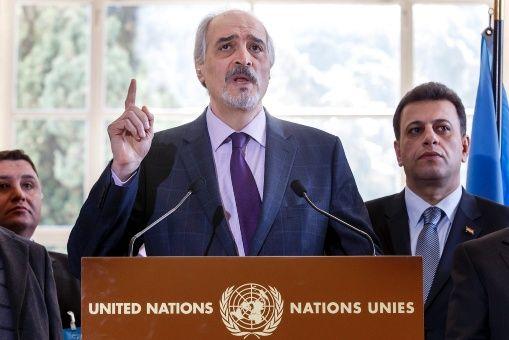 Siria solicita a la ONU detener crímenes terroristas