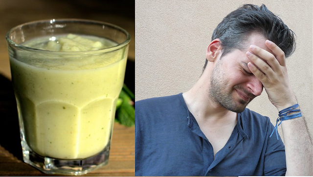 El con la Ayuda de este Batido y una Corta Dieta logró Eliminar la Ansiedad Sin Medicamentos