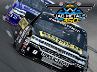 JAG Metals 350 - #NASCAR