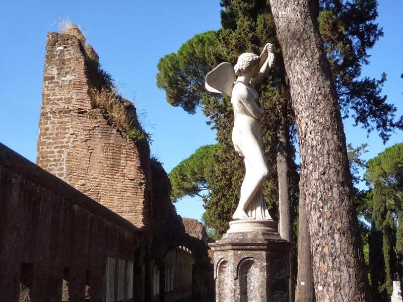 acatolico 5 - Os muros aurelianos