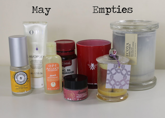 May Empties