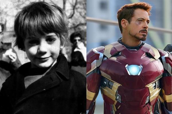 Gemesin! Inilah 10 Potret Cast Avengers: Endgame Saat Masih Anak-Anak