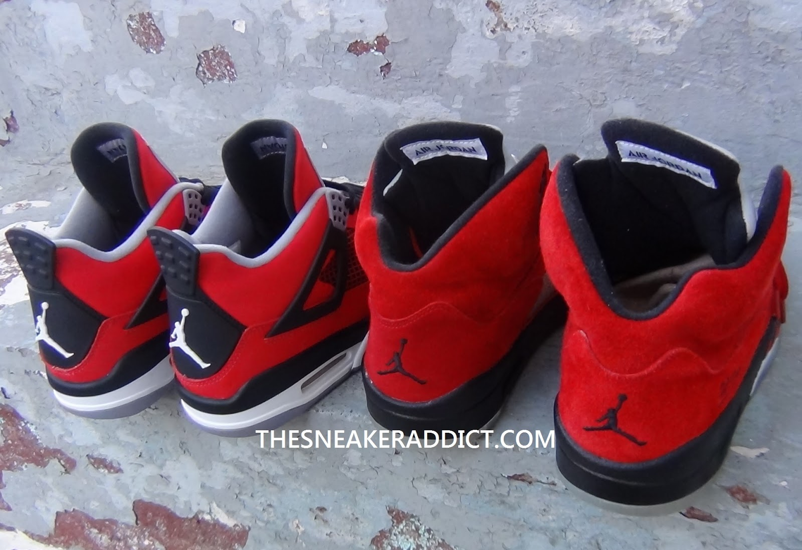 3dc8ebd1914fbd Here is some photos we snapped of the Air Jordan Toro Bravo 4   5 Sneakers