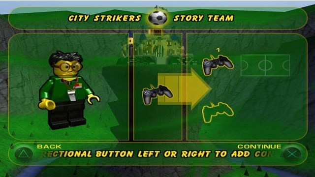 Download LEGO Soccer Mania PC Gameplay