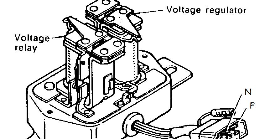 Cara Membaca Wiring Diagram Listrik Electrical Diagrams Sincgars