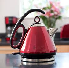 United Electric Kettle 1.5 Litre Red (Inside Steel Body &Wire Length 69 cm -Online Trade DD