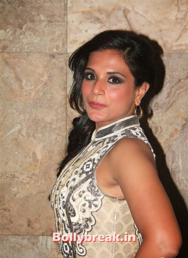 Richa Chadda, Ram Leela Premiere Photos