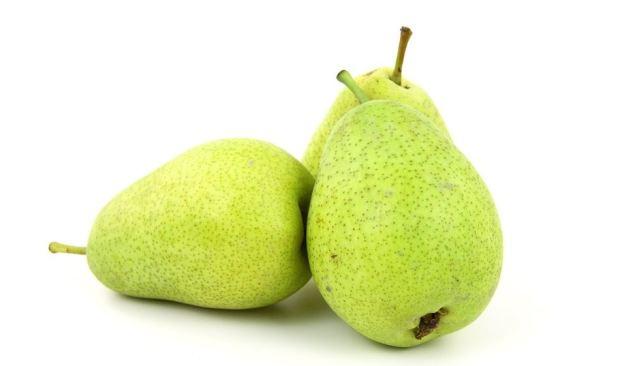 manfaat buah pir hijau