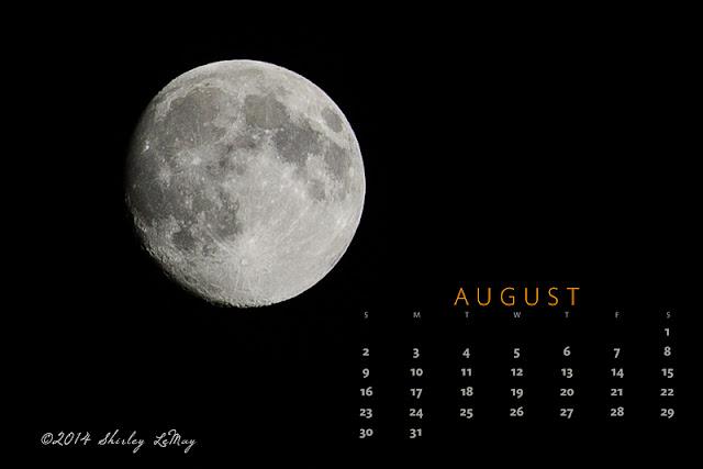 full moon august - photo #16