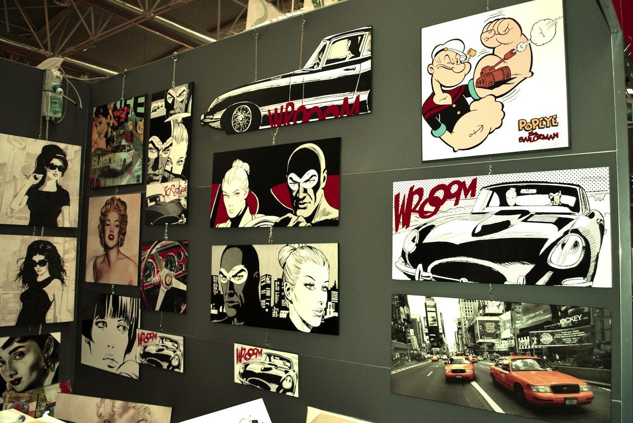 Motodays by luke rocketgarage cafe racer magazine for Progettista di garage virtuale