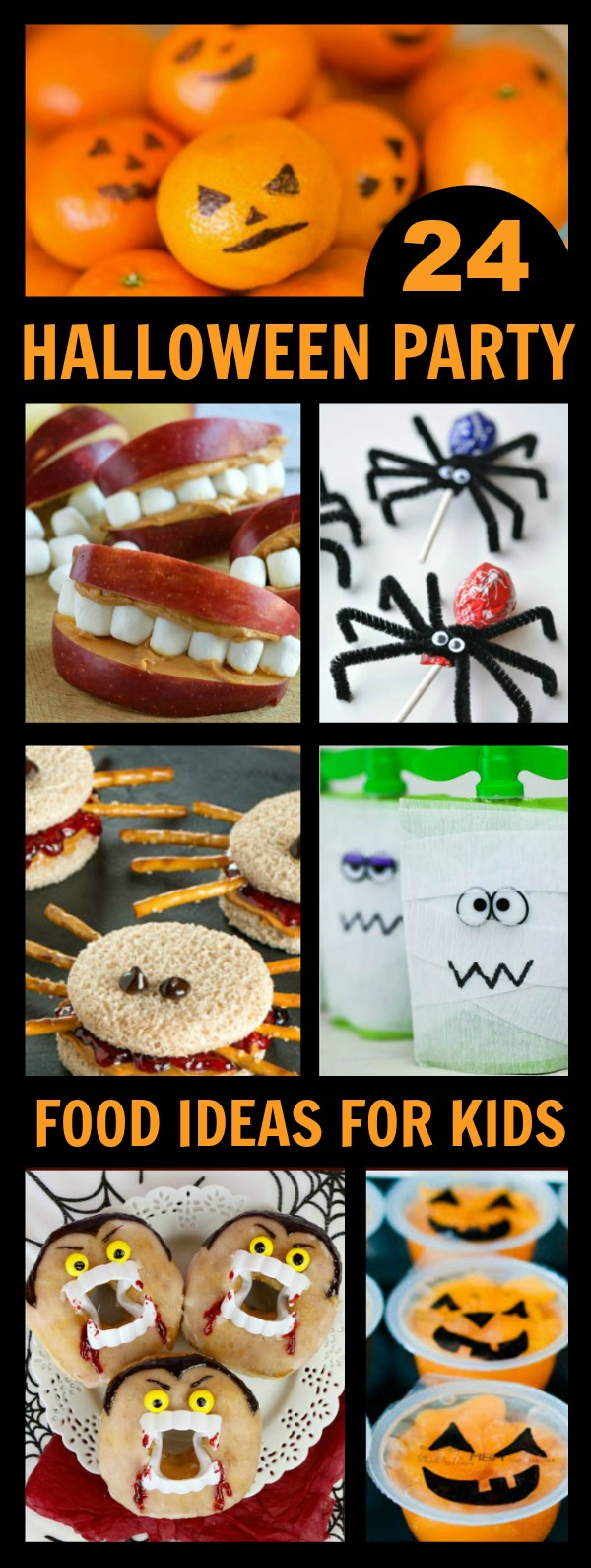 Halloween Treats for Kids | Growing A Jeweled Rose