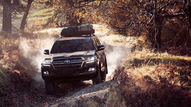 The 60-year special edition of Toyota Land Cruiser dedicated only to the US market