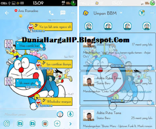 BBM Mod Doraemon APK 2.9.0.51 Download