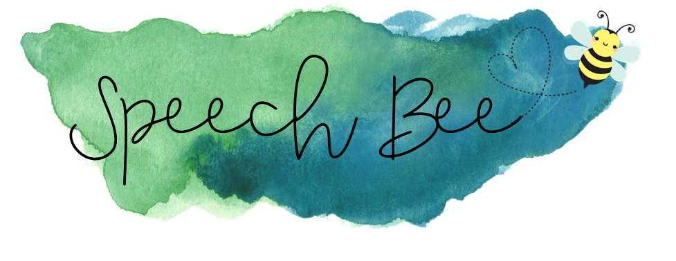 Speech Bee Blog