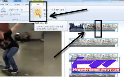 cara membuat slow motion dengan windows movie maker PC