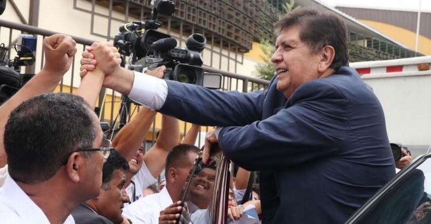 ALAN GARCÍA: Situación de expresidente se complica por apuntes en agenda de Marcelo Odebrecht