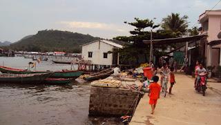 Visiting Ganh Dau Village in Phu Quoc