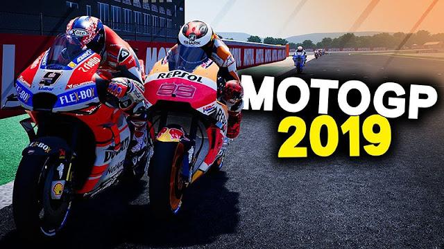Live Race MotoGP 2019
