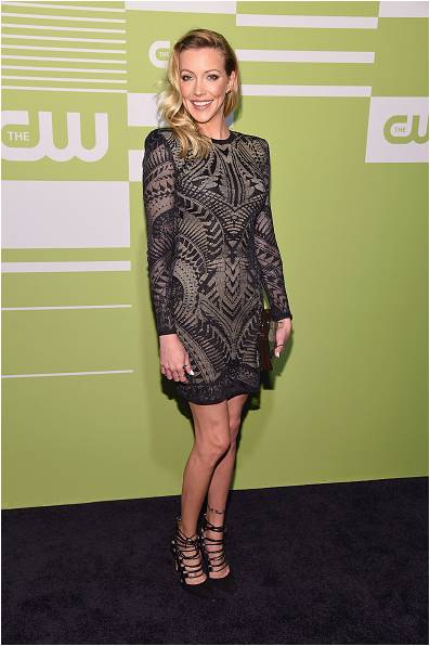 Katie Cassidy Wears Andi Alyse