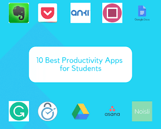 Best Productivity Apps for Students