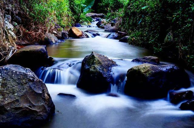 Sungai Pelangi Gondong Sendang Batang