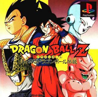 Dragon Ball Z – The Legends Ps1 High Compress (47 Mb)