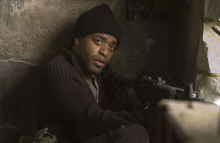 AS Film Studies 2012-2013: Children of Men Characters