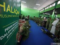 Muslimat NU Gelar Halaqoh Kebangsaan di Surabaya