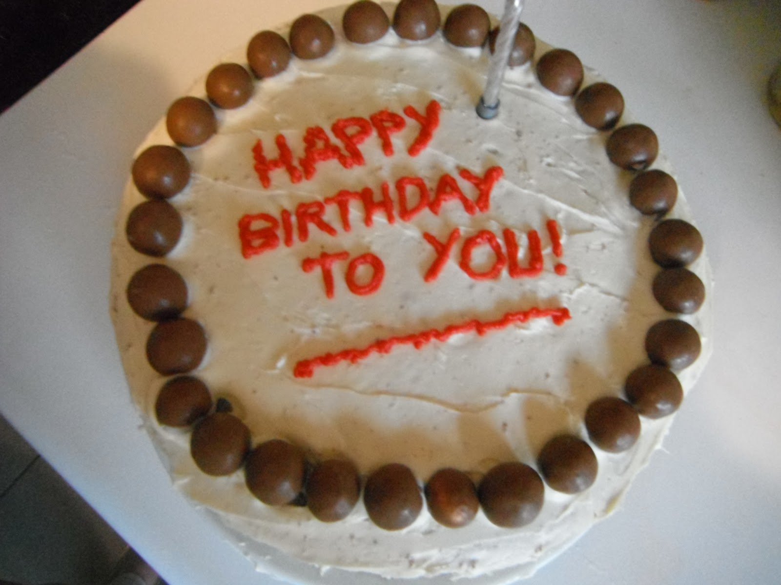 Birthday Cake From Brother ~ Image Inspiration of Cake and ...