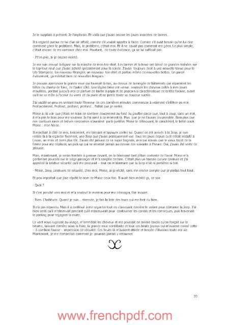Roman: La loi du coeur de Amy Harmon PDF Gratuit